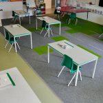 Qué alumnos tendrán clases en las localidades con restricciones